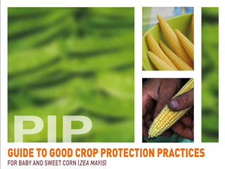 Guide to Good Crop Protection Practices: For Baby and Sweet Corn
